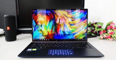 Review ASUS Zenbook UX433FN Header