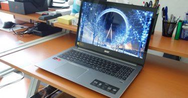 Review Acer Swift 3 Ryzen 5 Header
