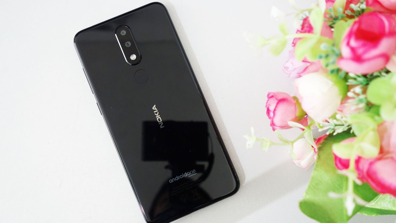 Review Nokia 5.1 Header