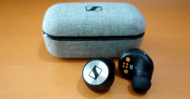 Review Sennheiser MOMENTUM True Wireless Header