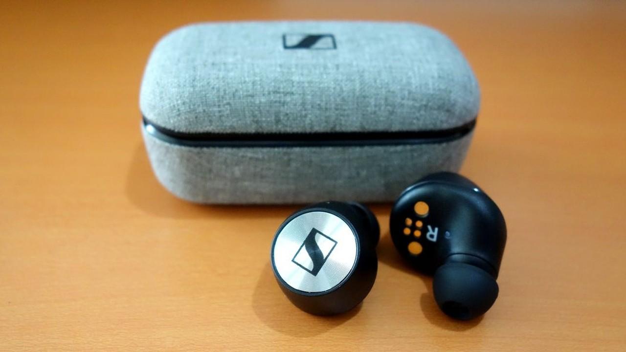Review Sennheiser MOMENTUM True Wireless Header