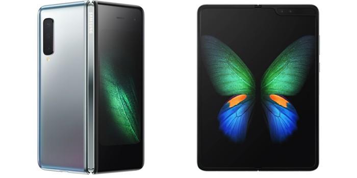 Desain dari Samsung Galaxy Fold