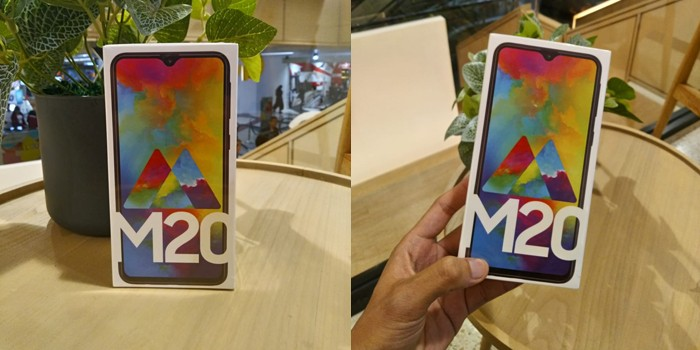 Samsung Galaxy M20 All
