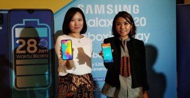 Samsung Galaxy M20 Feature
