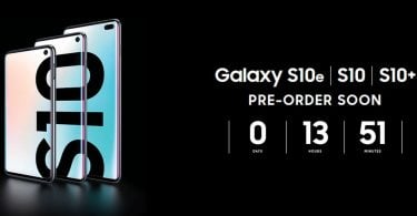 Samsung Galaxy S10 Pre-order Featured