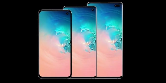 Samsung Galaxy S10 VS Galaxy S10 Plus Layar