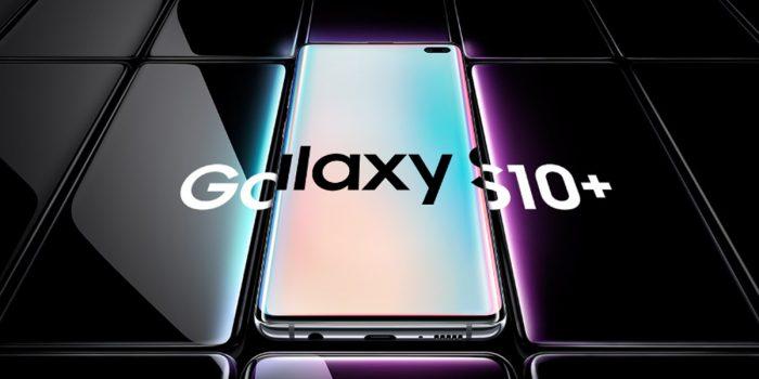Samsung Rilis Galaxy S10+ Header