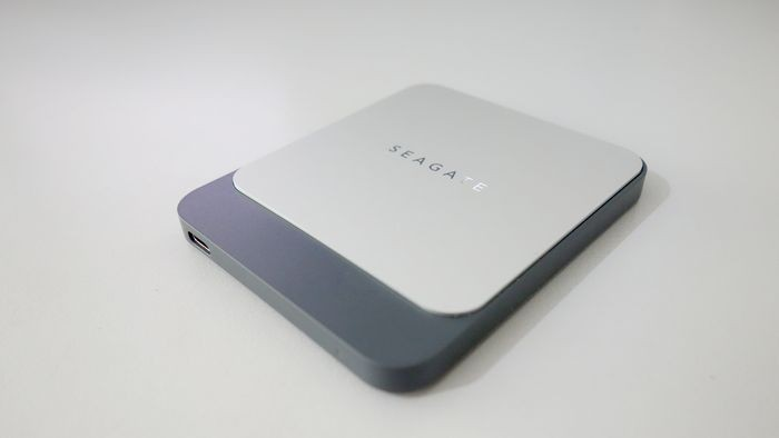 Seagate Fast SSD Tampilan Depan