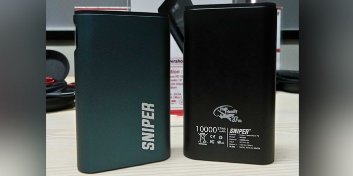 Sniper Powerbank All