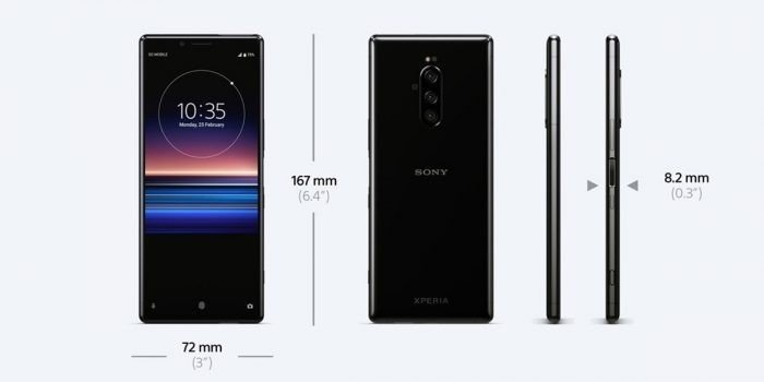 Sony Xperia 1 All