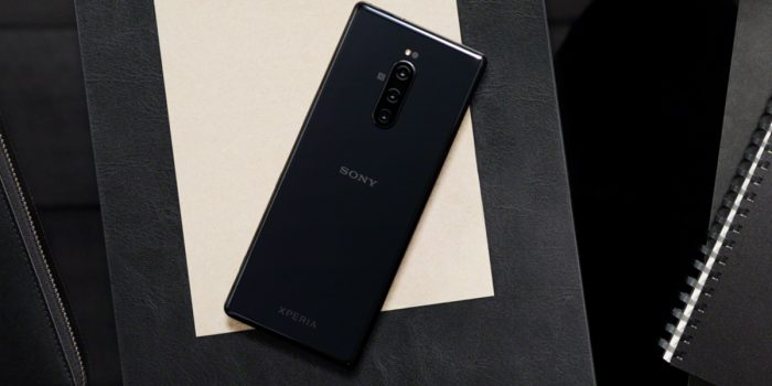 Sony Xperia 1 Dirilis Feature