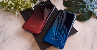 Vivo V15 Back Feature