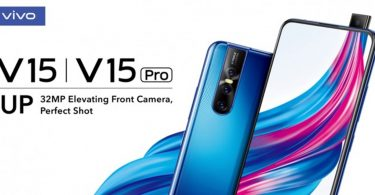 Vivo V15 Pro Feature Leak