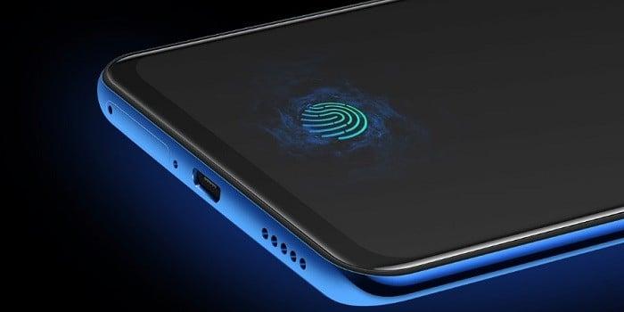 Vivo V15 Pro Vs OPPO F11 Pro - Fingerprint