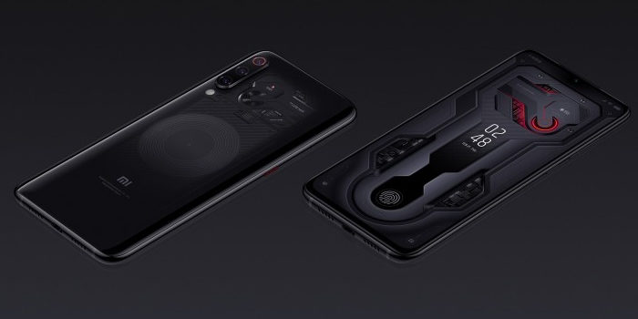 Xiaomi Mi 9 Transparent