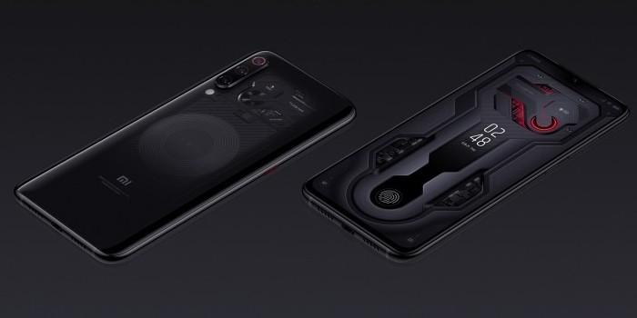 Xiaomi Mi 9 Versi Transparan