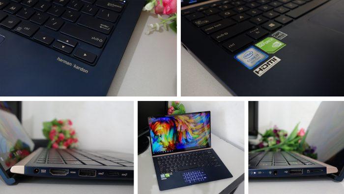 Zenbook UX433FN - Design