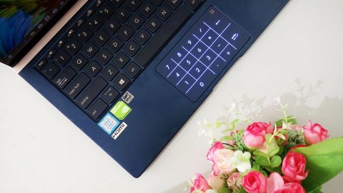 Zenbook UX433FN - NumberPad