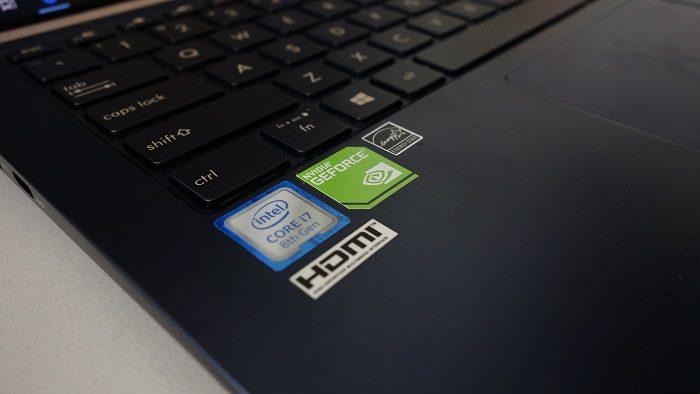 Zenbook UX433FN - Specs