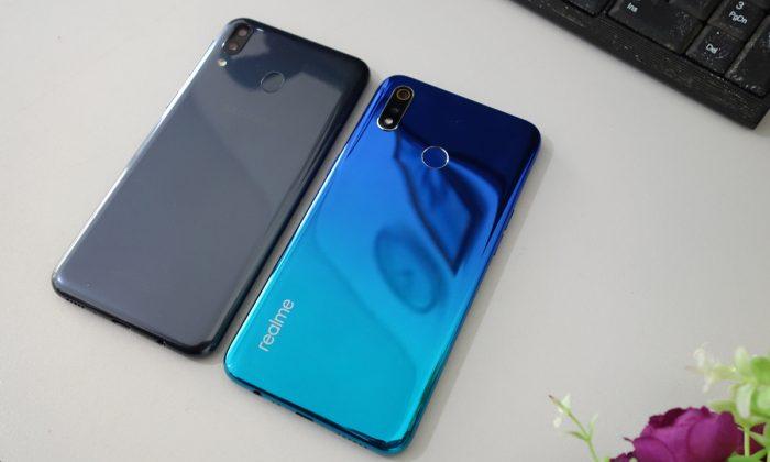 Realme 3 vs Samsung Galaxy M20 Header
