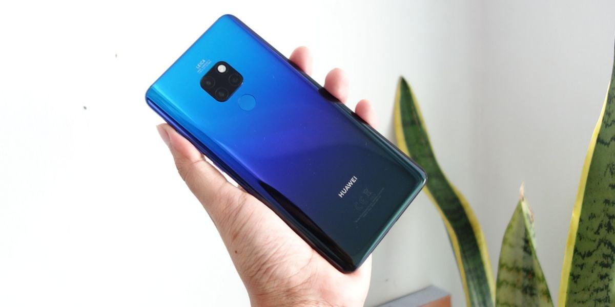 Review Huawei Mate 20