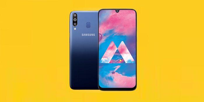 Kelebihan dan Kekurangan Samsung M30 Header