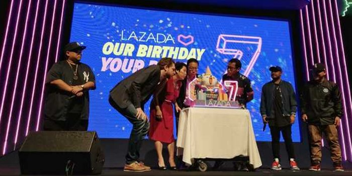 Rayakan Ulang Tahun Ke-7, Lazada Luncurkan Inovasi Shoppertainment |  Gadgetren