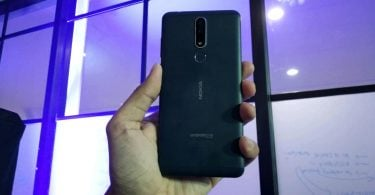 Nokia 3.1 Launching