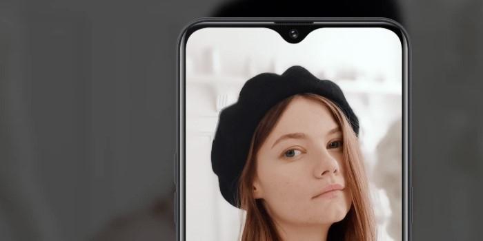 OPPO A5s vs Samsung M10 Kamera Depan