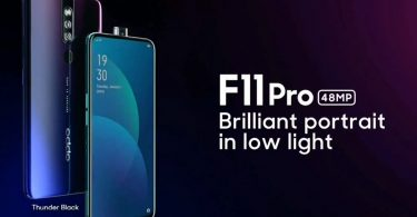 OPPO F11 Feature