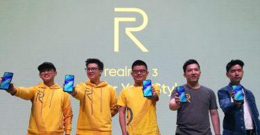 Realme 3 Rilis Feature