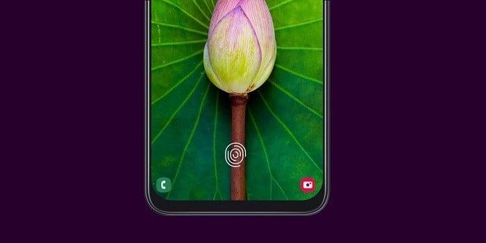 Samsung Galaxy A30 VS Galaxy A50 - Fingerprint