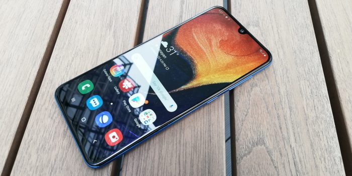 Samsung Galaxy A50 Feature