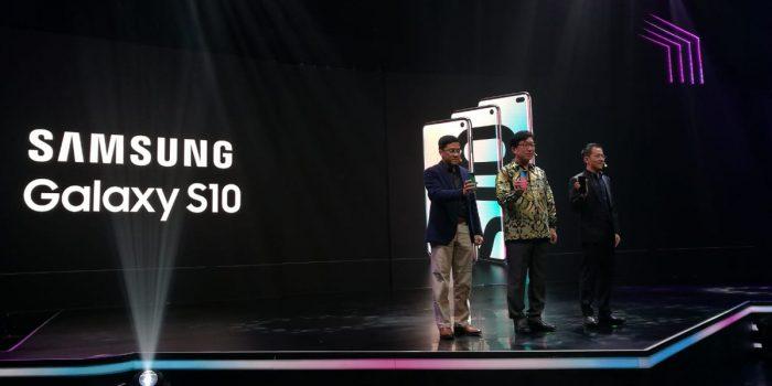 Peluncuran Samsung Galaxy S10 dan Galaxy S10+ Header