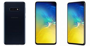 Samsung Galaxy S10e Hitam Feature