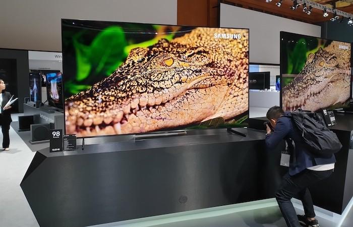 Samsung TV QLED 8K 98 inch
