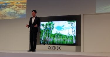 TV QLED 8K Feature Samsung