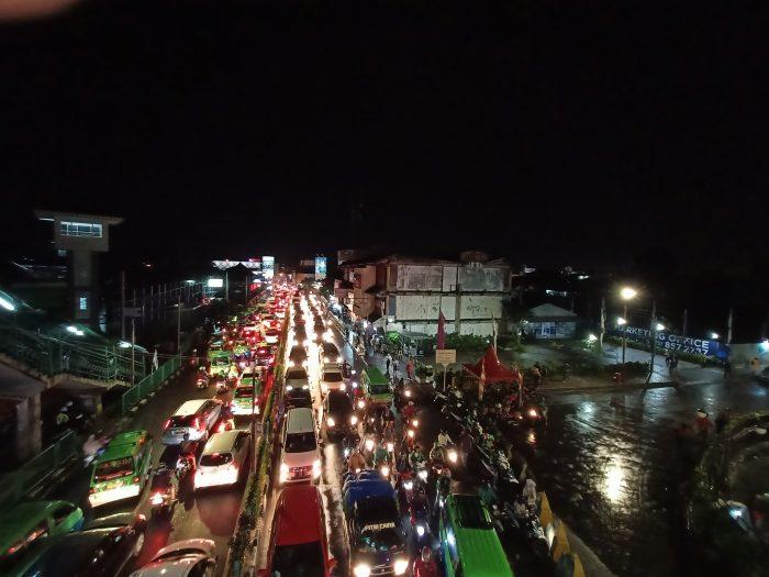 Contoh Hasil Foto Kamera Belakang Vivo V15 - Wide Jalan Raya