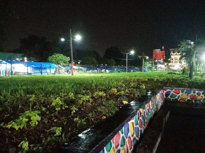 Contoh Hasil Foto Kamera Belakang Vivo V15 - Taman