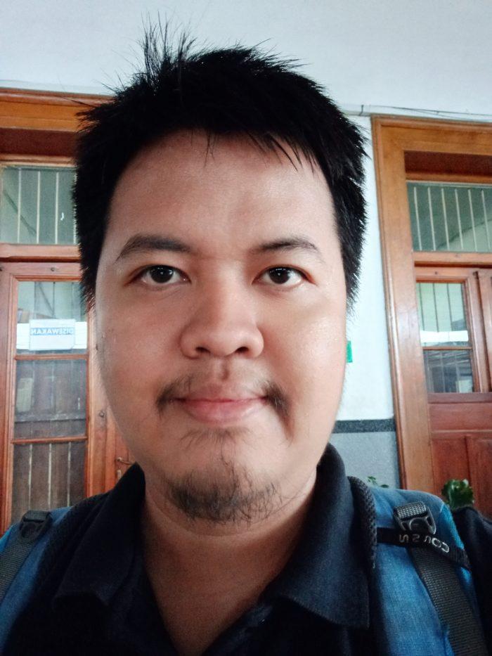 Contoh Hasil Foto Kamera Depan Vivo V15 - Normal