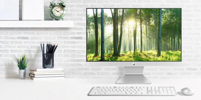 VIVO AIO V222 Brick White