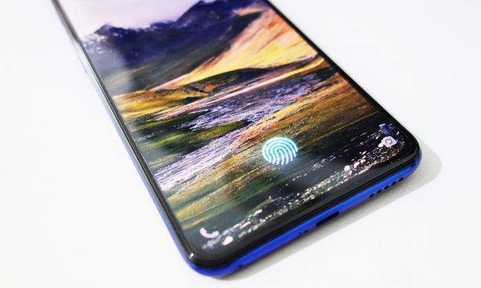 Vivo V15 FingerprintR
