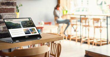 VivoBook TP412 Feature