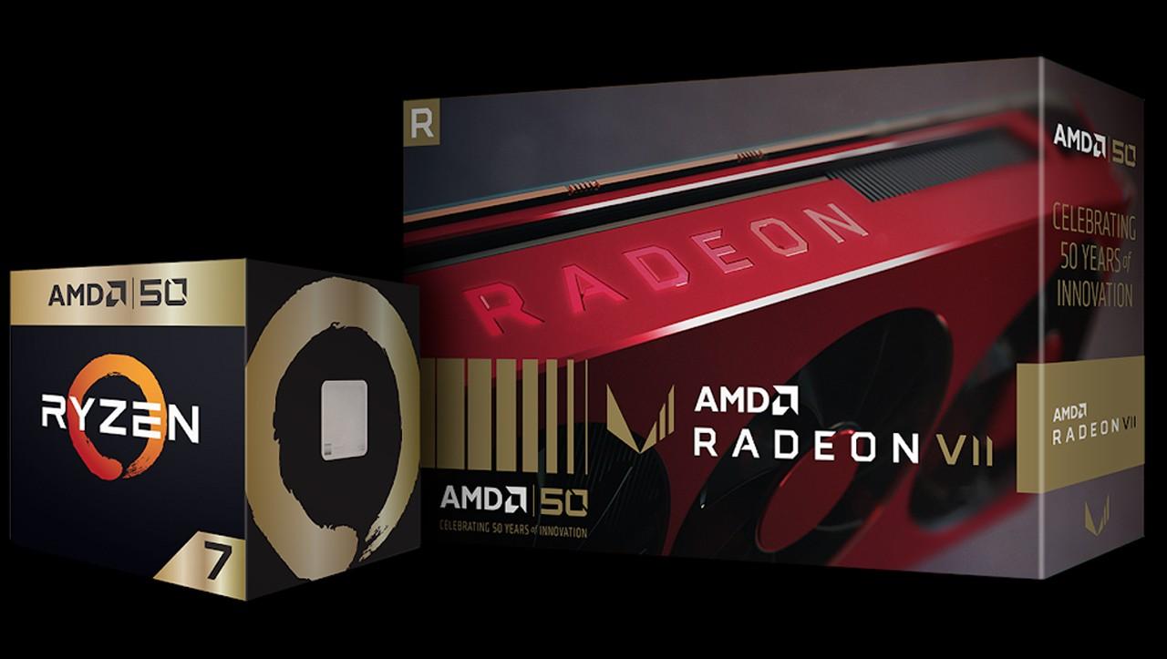 AMD Ryzen Radeon Gold Edition