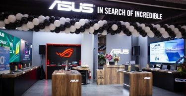 ASUS Exclusive Store Lippo Feature