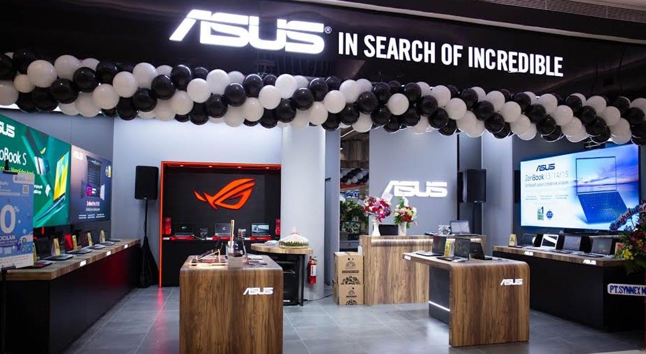 ASUS Exclusive Store di Lippo Mall Puri Header