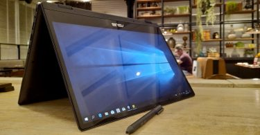 ASUS VivoBook Flip TP412 Featured