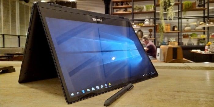 ASUS VivoBook Flip TP412 Header