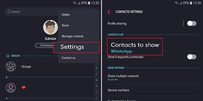 Cara Yang Benar Menghapus Kontak Di Aplikasi Whatsapp Gadgetren