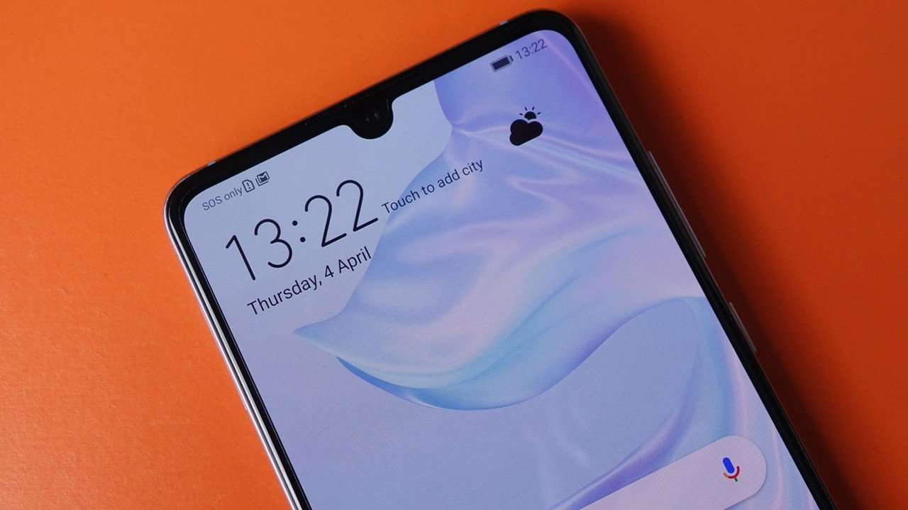 Hands-on HUAWEI P30 Header